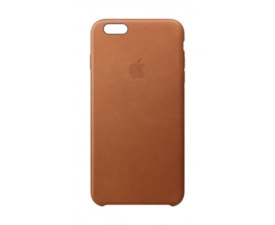 Apple MKXT2ZM/A Leather Mobile Case for iPhone 6s (Saddle Brown)