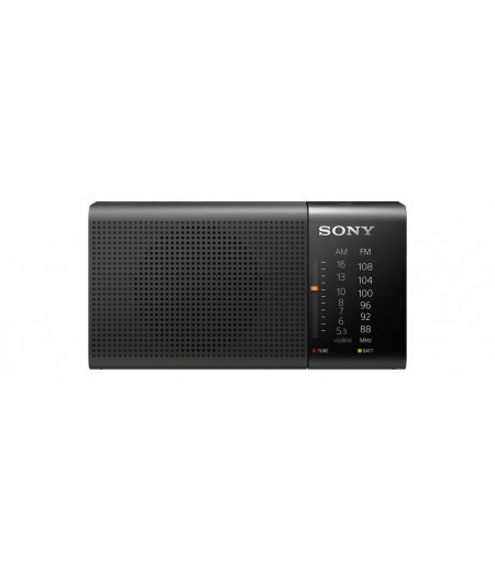 SONY ICF-P36 COMPACT PORTABLE RADIO (FM/AM)
