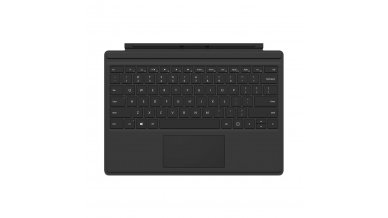 Microsoft Type Cover for Surface Pro X - Black