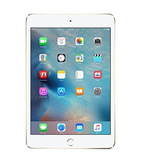Apple iPad Mini 4 3A335HN/A 7.9-Inch, 16GB, Wi-Fi, iOS 9, Gold