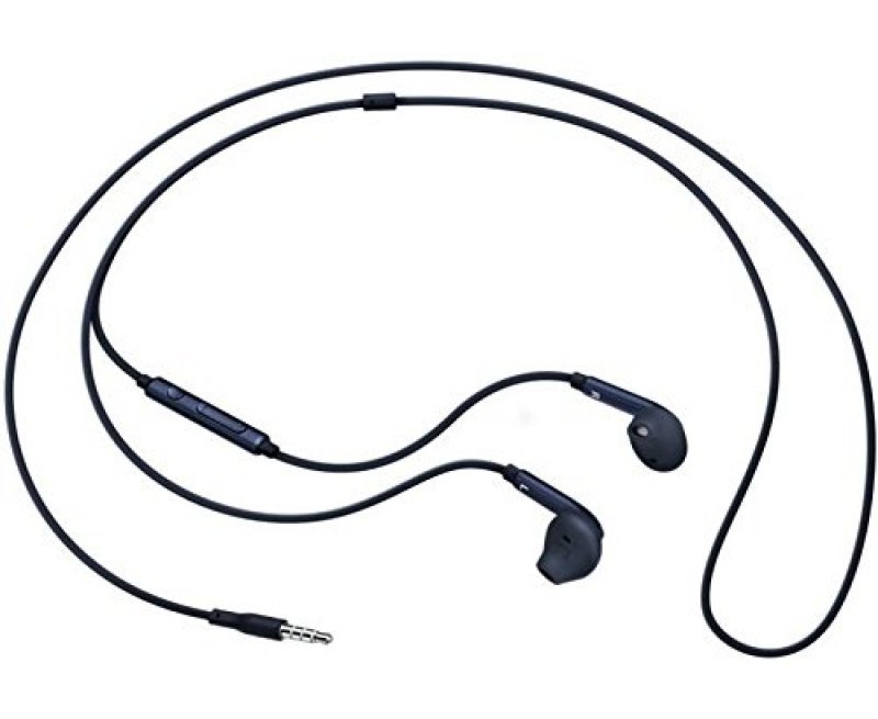 Samsung Earphone With Mic - Dark Blue