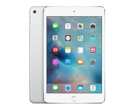 Apple iPad Mini 4 Tablet (7.9 inch, 128GB, Wi-Fi Only), Silver
