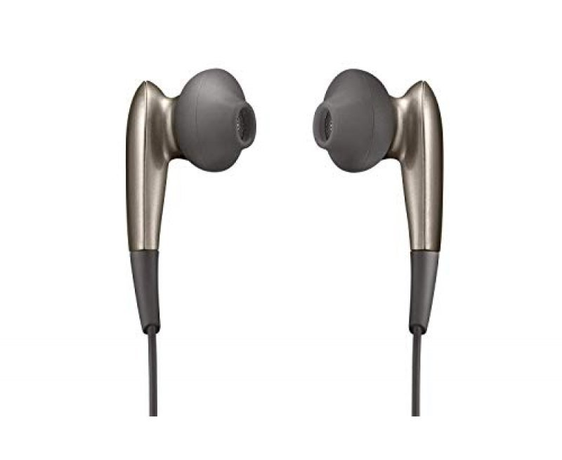 Samsung Original Level U Bluetooth Wireless in-Ear Headphones (Black and Sapphire)