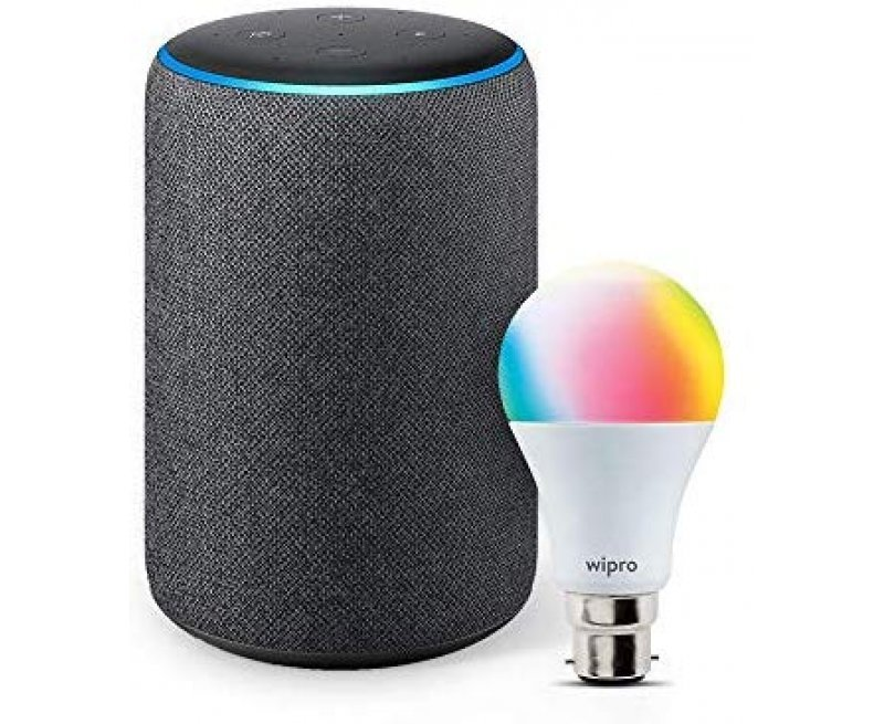 All-new Amazon Echo (3rd Gen) – Improved sound, powered by Dolby (Black)