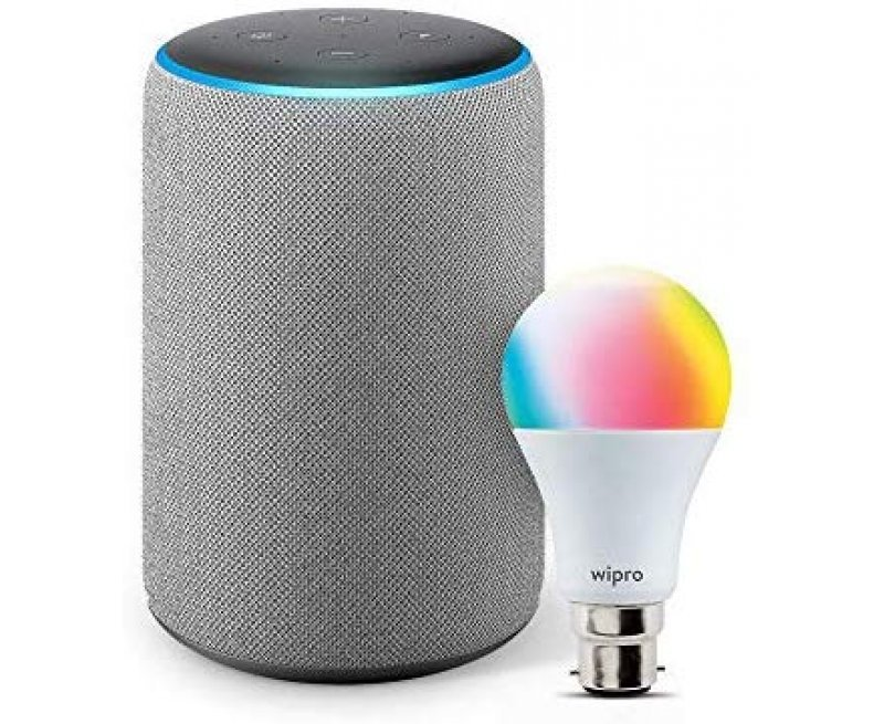 All-new Amazon Echo (3rd Gen) – Improved sound, powered by Dolby (Blue)