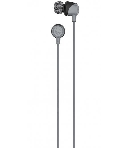 Skullcandy JIB In-Ear Headphones (Grey/Swirl Black)
