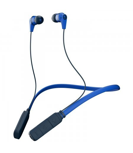 Skullcandy Ink'd Bluetooth Wireless In-Ear Earbuds with Mic (Royal Blue)