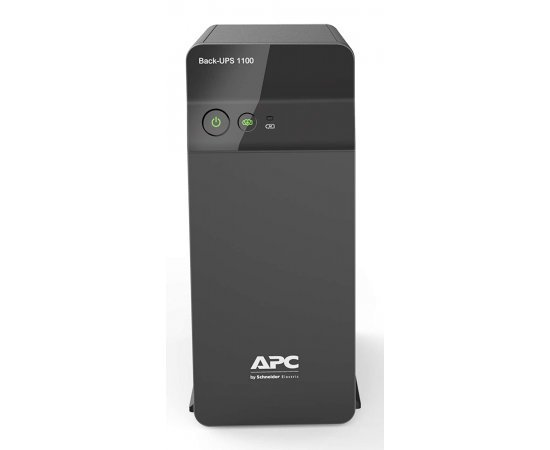 APC BX1100C-IN 1100VA/660W UPS System for Personal Computers and Home Entertainment System