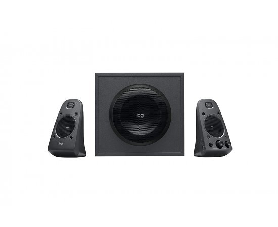 Logitech Z625 Powerful THX PC Speaker (Black)