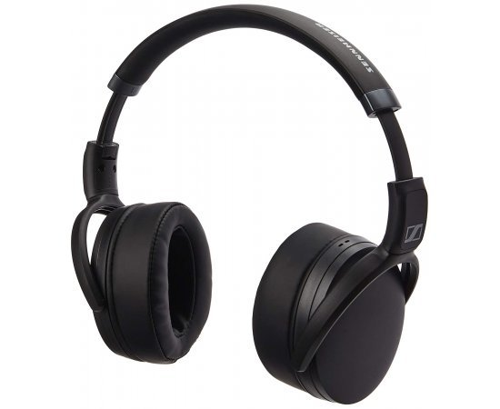 Sennheiser HD 4.30i Around-Ear Headphones (Black)