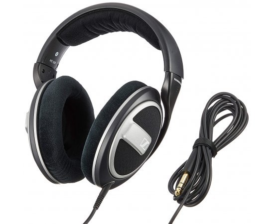 Sennheiser HD 559 Open-Back Headphones (Black)