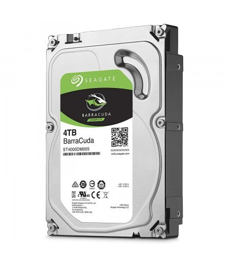 Seagate Barracuda 4TB Internal SATA Hard Drive (ST4000DM004)