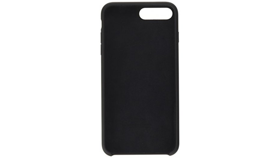 Apple MMQR2ZM/A Silicone Phone Case (Black) iAccessories