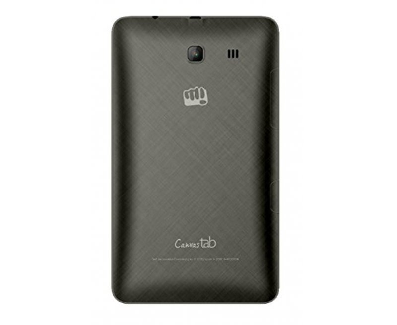Micromax Canvas Tab P701+ Tablet (7 inch, 16GB, Wi-Fi + 4G LTE + Voice Calling), Grey