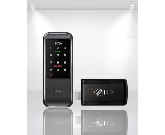 Epic Triplex_3way Password, smart card & emergency keys