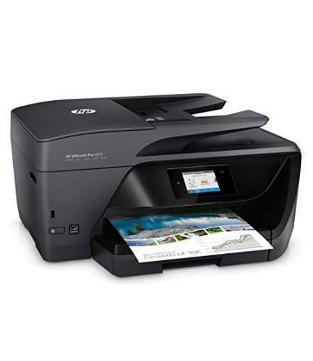 HP OfficeJet Pro J7K34A 6970 All-in-One Printer - Print, Scan, Copy, Fax, Duplex, Wireless