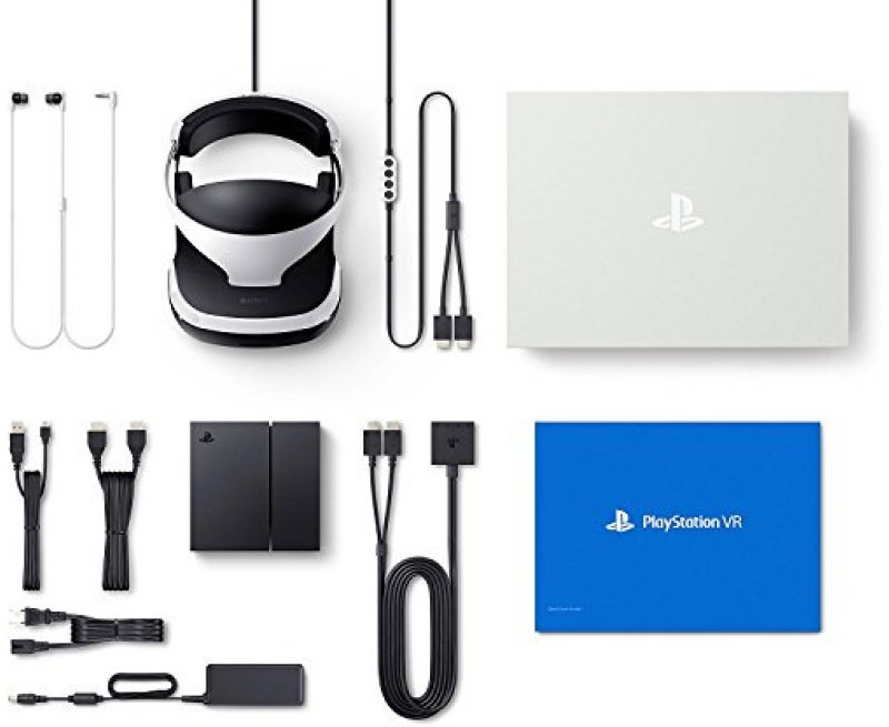 PS VR with Camera Bundle (PS4)