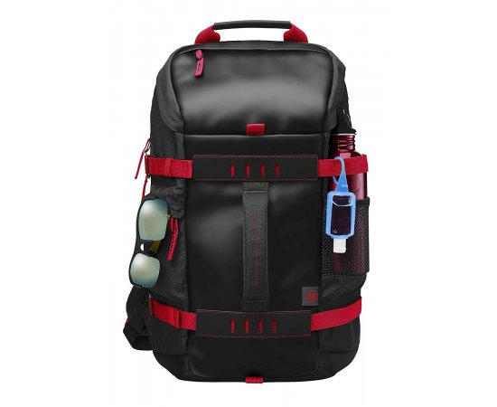 HP Montego X0R83AA#UUFBackpack for 15.6-inch Laptops (Red and Black)