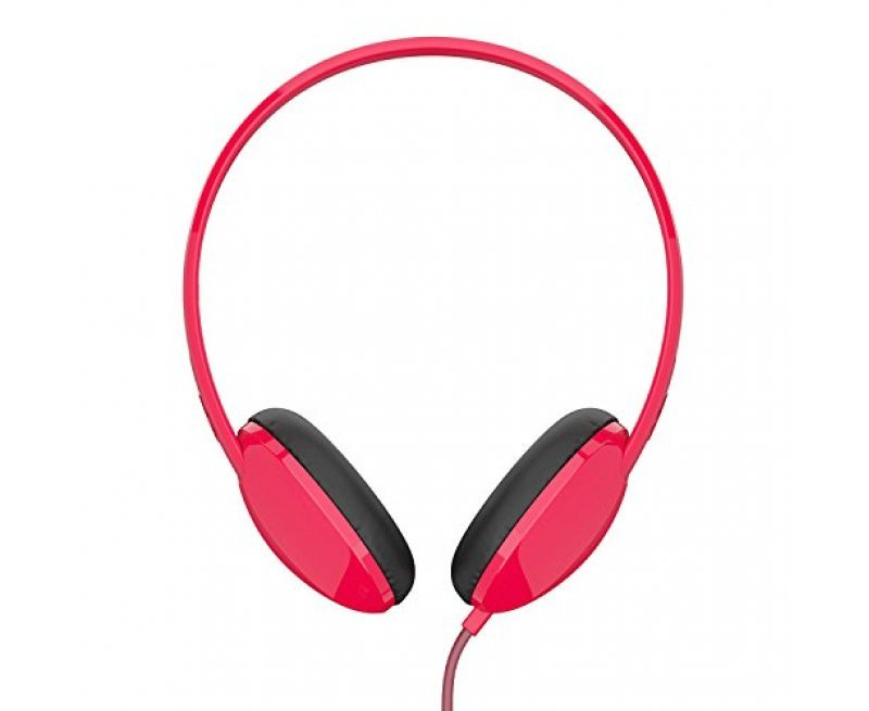 Skullcandy Stim On-Ear Headphone with Mic (Red)