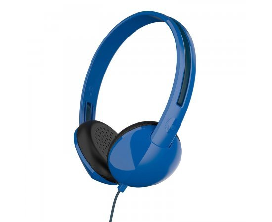Skullcandy Stim On-Ear Headphone with Mic (Blue)