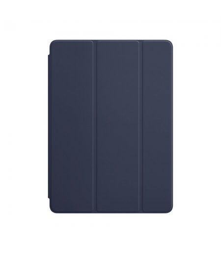 Apple - Smart Cover for Apple iPad and iPad® Air 2 - Midnight Blue
