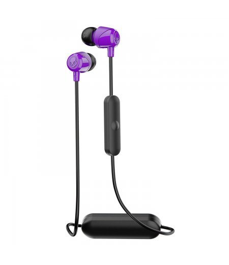 Skullcandy Jib Bluetooth Wireless In-Ear Earbuds with Microphone for Hands-Free Calls, 6-Hour Rechargeable Battery, Included Ear Gels for Noise Isolation