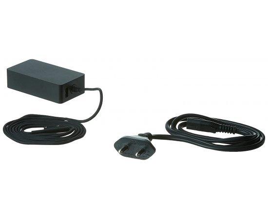 Microsoft Q4Q-00015 65-Watt Charger for Surface Pro (Black)