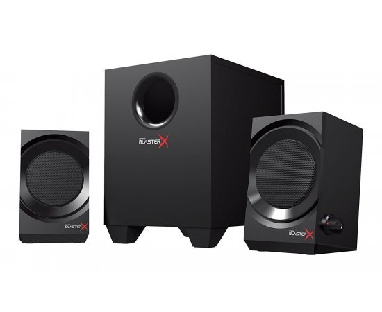 Creative Sound BlasterX Kratos S3 2.1 Gaming Speaker (Black)