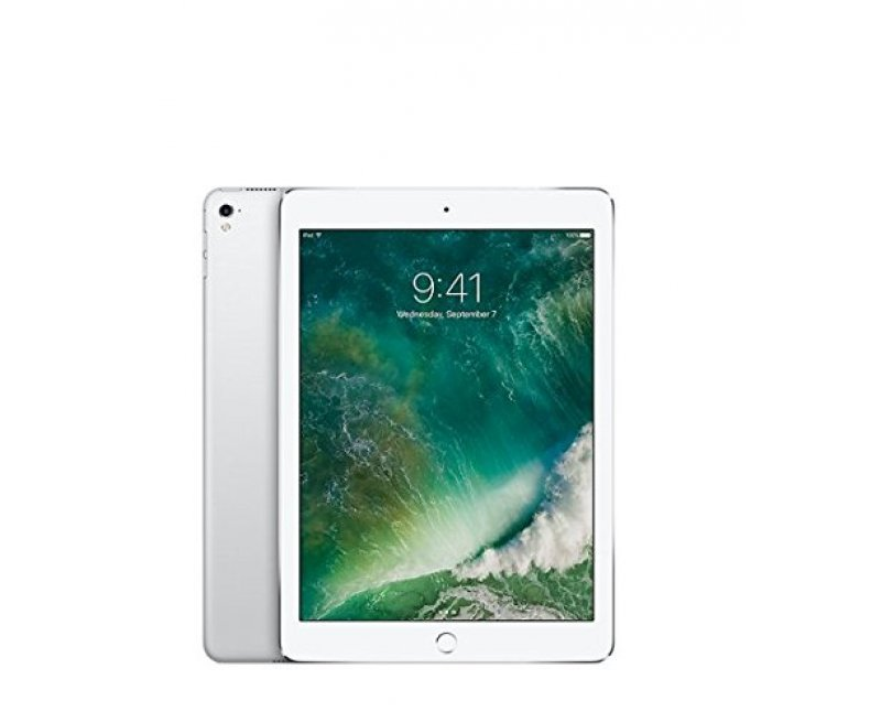 Apple iPad Tablet (9.7 inch, 32GB, Wi-Fi + 4G LTE + Voice Calling), Silver