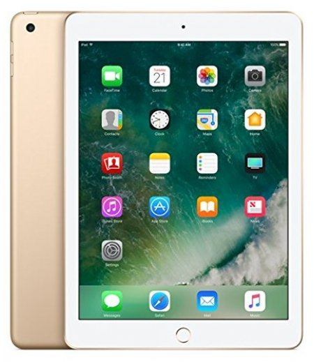 Apple iPad Tablet (9.7 inch, 128GB, Wi-Fi), Gold