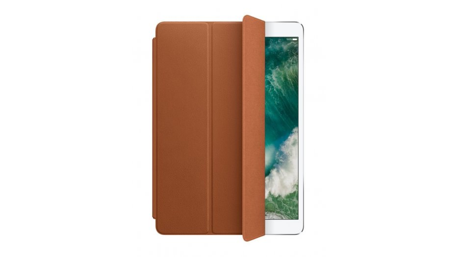 Apple MPU92ZM/A Cover Case for 10.5-Inch Tablet - Brown iAccessories