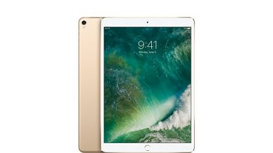 Apple iPad Pro MPGK2HN/A Tablet (10.5 inch, 512GB, Wi-Fi Only), Gold