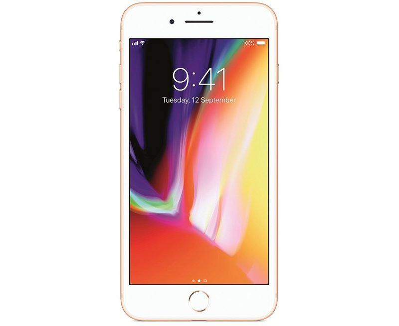 Apple iPhone 8 Plus (Gold, 64GB)