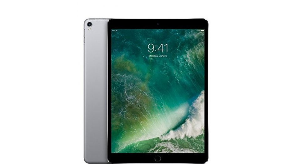 Apple iPad Pro MPGH2HN/A Tablet (10.5 inch, 512GB, Wi-Fi Only), Space Grey iPad