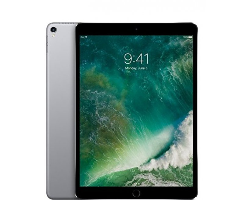 Apple iPad Pro MQDT2HN/A Tablet (10.5 inch, 64GB, Wi-Fi Only), Space Grey