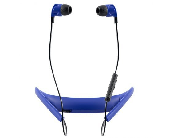 Skullcandy S2PGW-K615 In-Ear Wireless Earphones (Royal Blue)