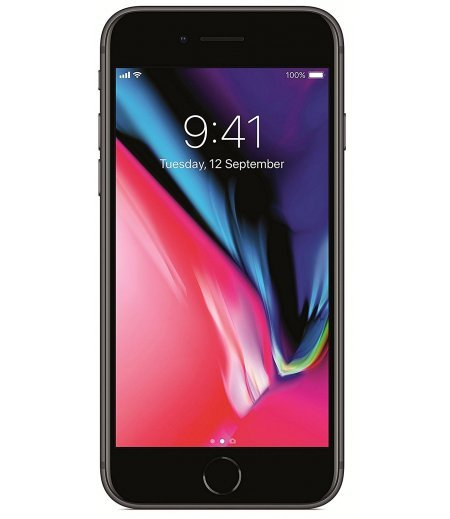 Apple iPhone 8 Plus (Space Grey, 256GB)