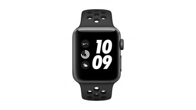 Apple Watch Nike+ GPS 38mm Smart Watch (Space Grey Aluminum Case, Anthracite/Black Nike Sport Band)