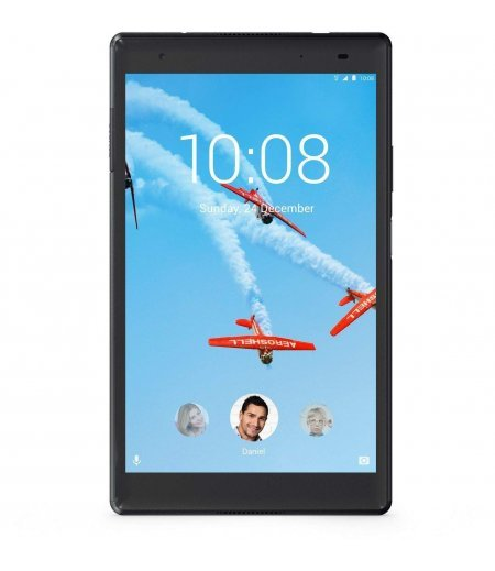 "Lenovo Tab 4 8 Plus TB-8704X Variant 2 Tablet (Qualcomm Octa Core 2.0 GHz, 4G + WiFi, 4GB RAM, 64GB Storage, 8"" FHD, 8MP AF Flash 
