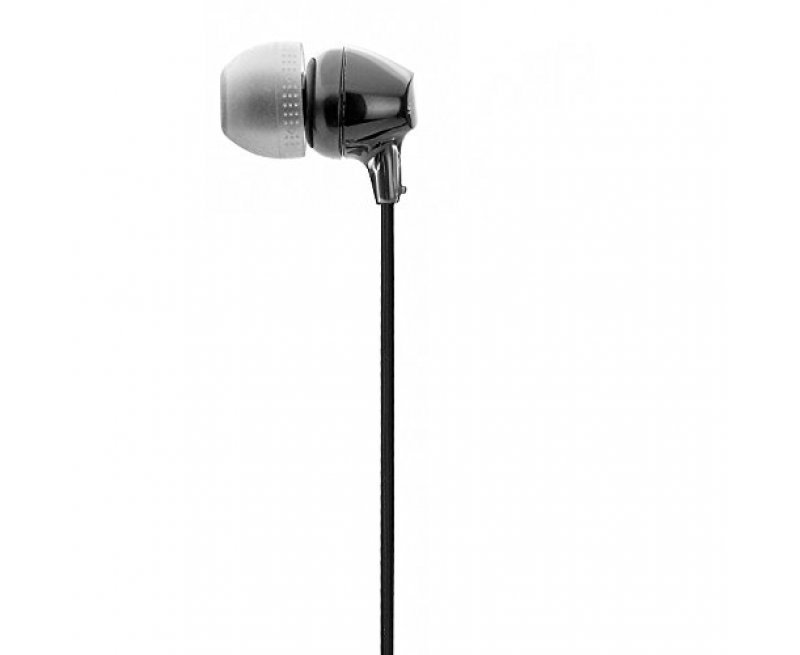 Sony MDR-EX14AP in-Ear Headset with Mic - Black