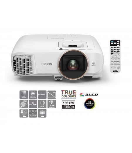 Epson 5650 HD Projector (White)