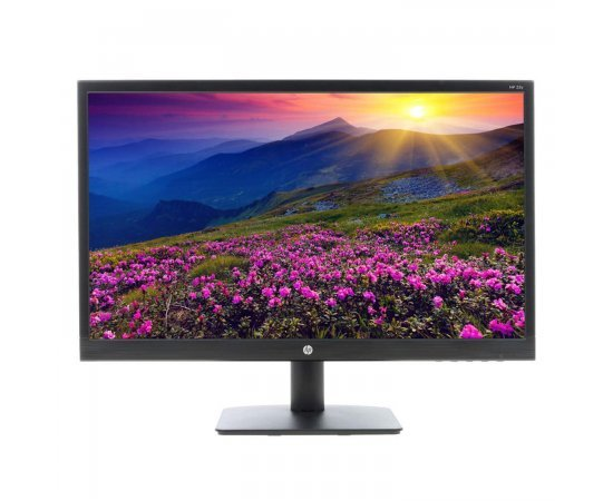 HP 22y 21.5-inch Full HD IPS Monitor with VESA Mount, VGA and DVI Ports (1PX47AA)