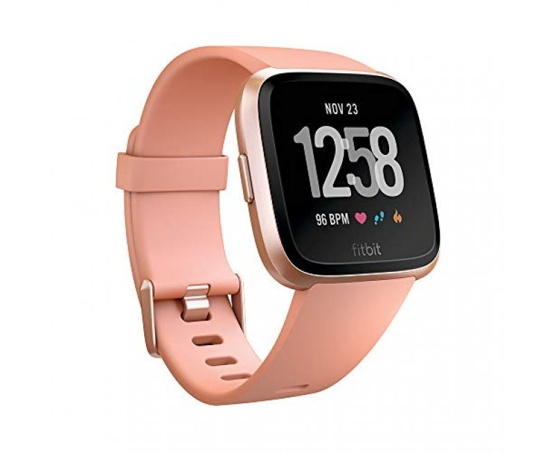 Fitbit Unisex Versa Special Edition Health and Fitness Smartwatch, Onesize (Lavender)