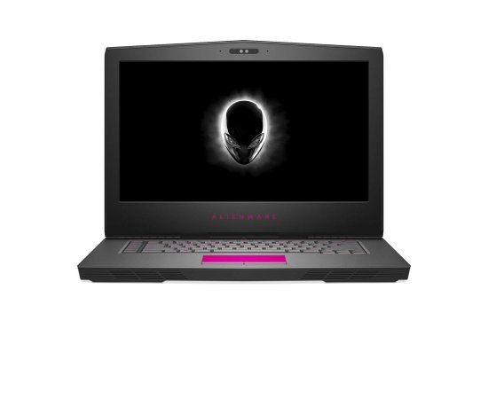 Dell Alienware m15 15.6-inch FHD Gaming Laptop (Core i7-7700HQ, 8GB RAM, 1TB HDD + 256GB SSD, Windows 10, Office H&S, Nvidia GTX 1060 6GB Graphics)