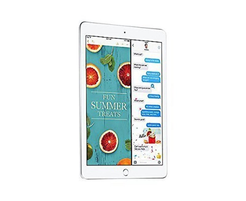 Apple iPad (6th Gen) Tablet (9.7 inch, 128GB, Wi-Fi), Gold