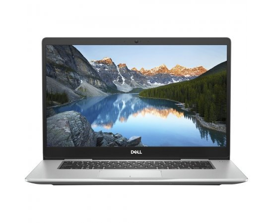 """Dell Inspiron 15 7570 Laptop (8th Gen Core i7-8550U, 16GB RAM, 512GB SSD, 15.6"""" 4K Touch Full HD IPS, 4GB Nvideo MX430 Graphics, Backlite Keyboard, No Bag) Silver"""