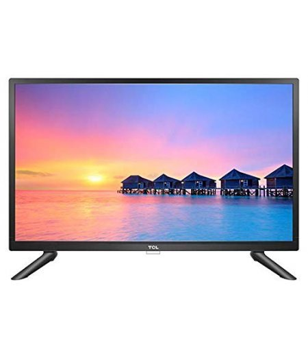 TCL 59 cm 24 Inches HD Ready LED TV 24D3100 (Black)
