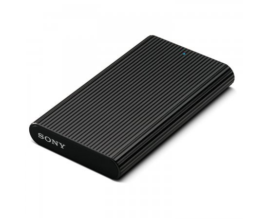 Sony SL-EG2 480GB TypeC USB 3.1 External Solid State Drive (Black)