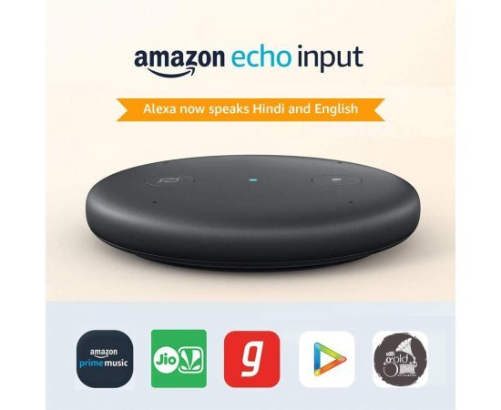 Echo Input - Upgrade your speaker to a smart speaker
