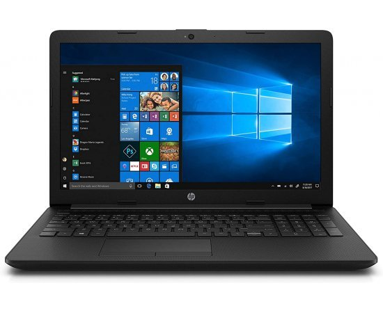 "HP 15 Thin and Light Laptop (Intel Celeron Dual Core N4040, 4GB RAM, 1TB HDD, 15.6"" HD Display Windows 10, Integrate Graphics) Jet Black"